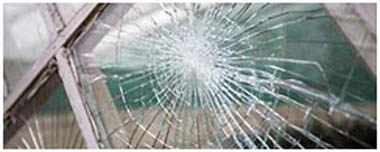 Bromley Smashed Glass